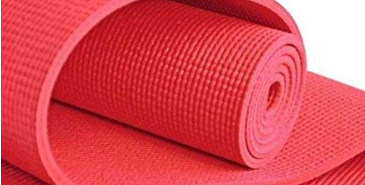 6mm Yoga Mat High density,Anti-slip and Flooring Exercise Long size