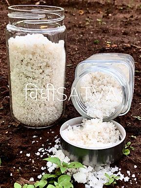 Sea Salt (Edible) | 200gms, 500gms, 750gms