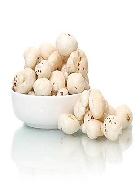 Phool Patasha | Makhana | Lotus Seeds | Fox Nuts, 80gms