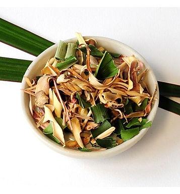 Sun Dried Lemon Grass Tea | 20/30gms| Thai Produce