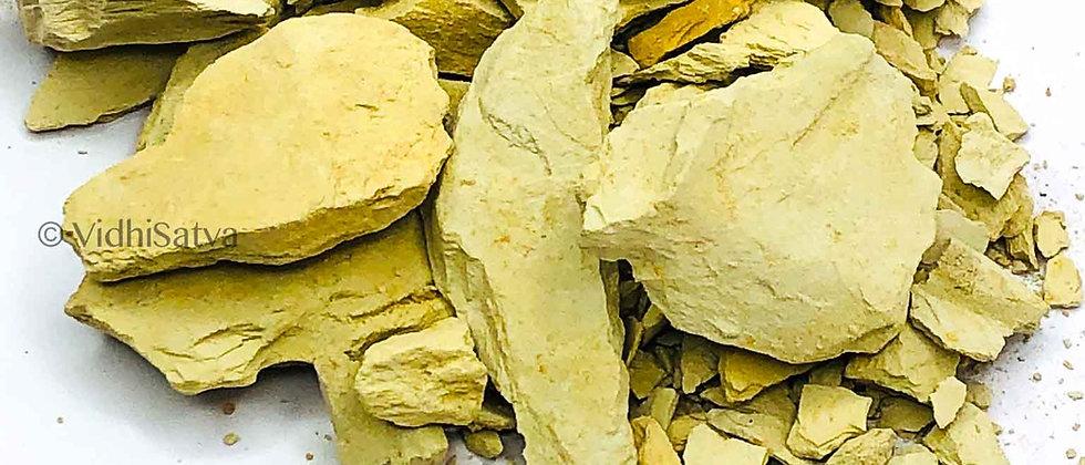 Multani Clay (Mitti) -Rock Form 250gms