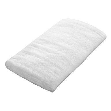 VidhiSatva Cotton Muslin Cloth | Unbleached | 1m X 1m
