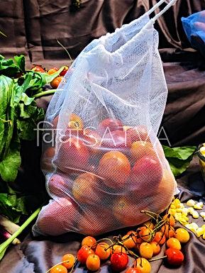 Vegetable/Fruits Storage Bags ( pack of 5 Bags )