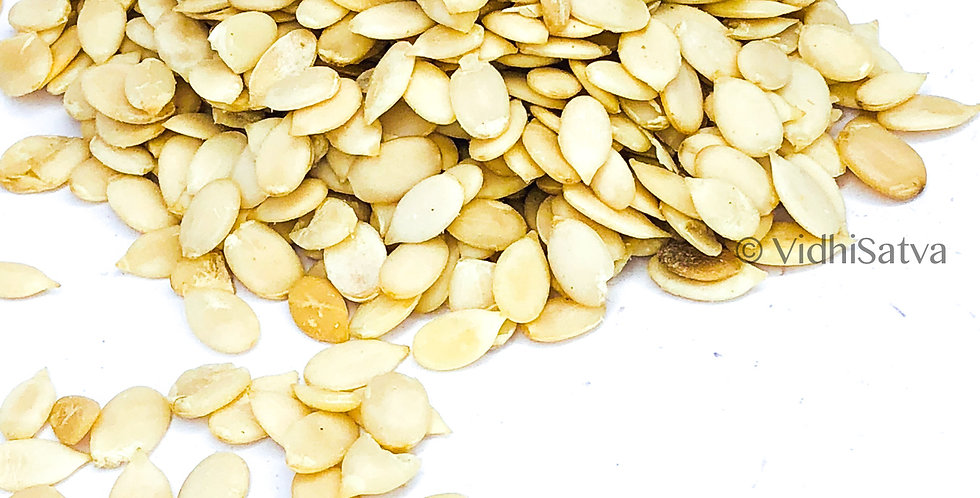 Dried Muskmelon Edible Seeds 50/100gms