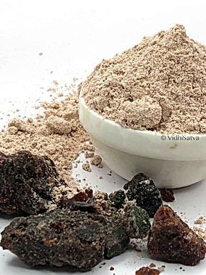 Black Salt ( Kala Namak) Powder 100% Natural 400gms