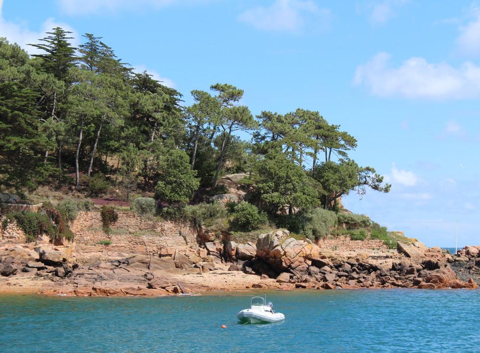 A Charming French Island - Ile de Bréhat