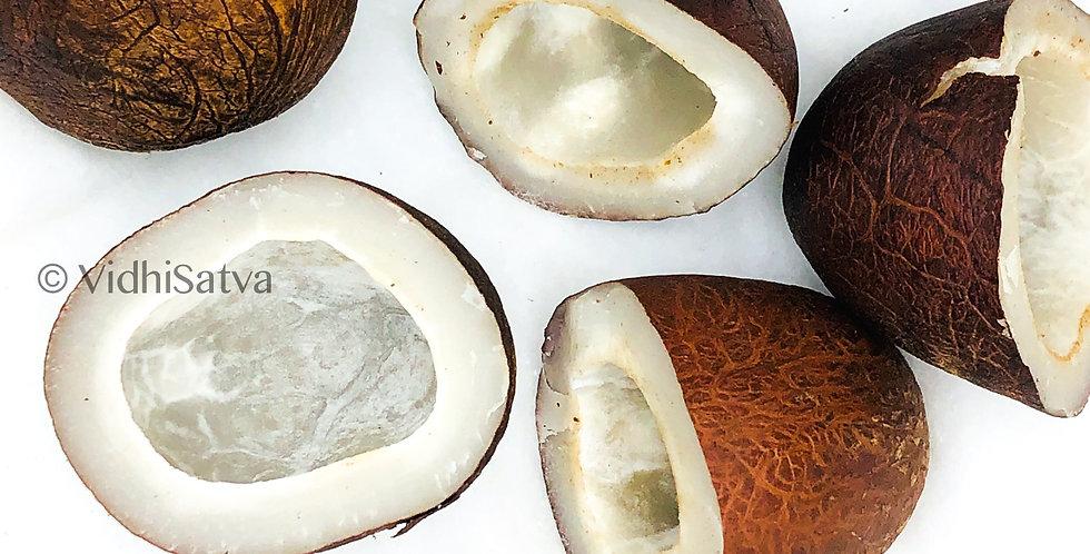 Natural Dry Coconut Copra | 250/500gms