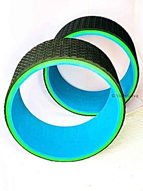 YOGA Wheel Sports Wheel Thin lower back training Pilates Circle Fitness Aid