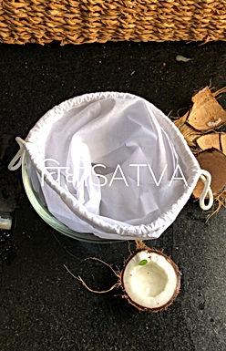 """Professional Nut Mylk Bag - Pair Pack - 17""""X23"""" -XL Size"""