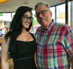 The Colonel Davidoff Bar in Vegas