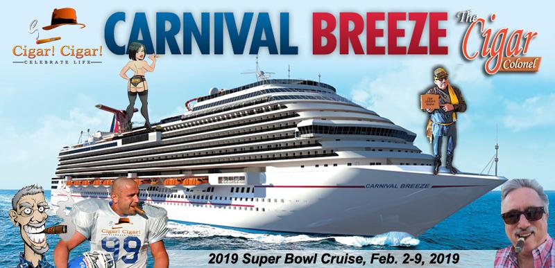 2019 Super Bowl Cruise
