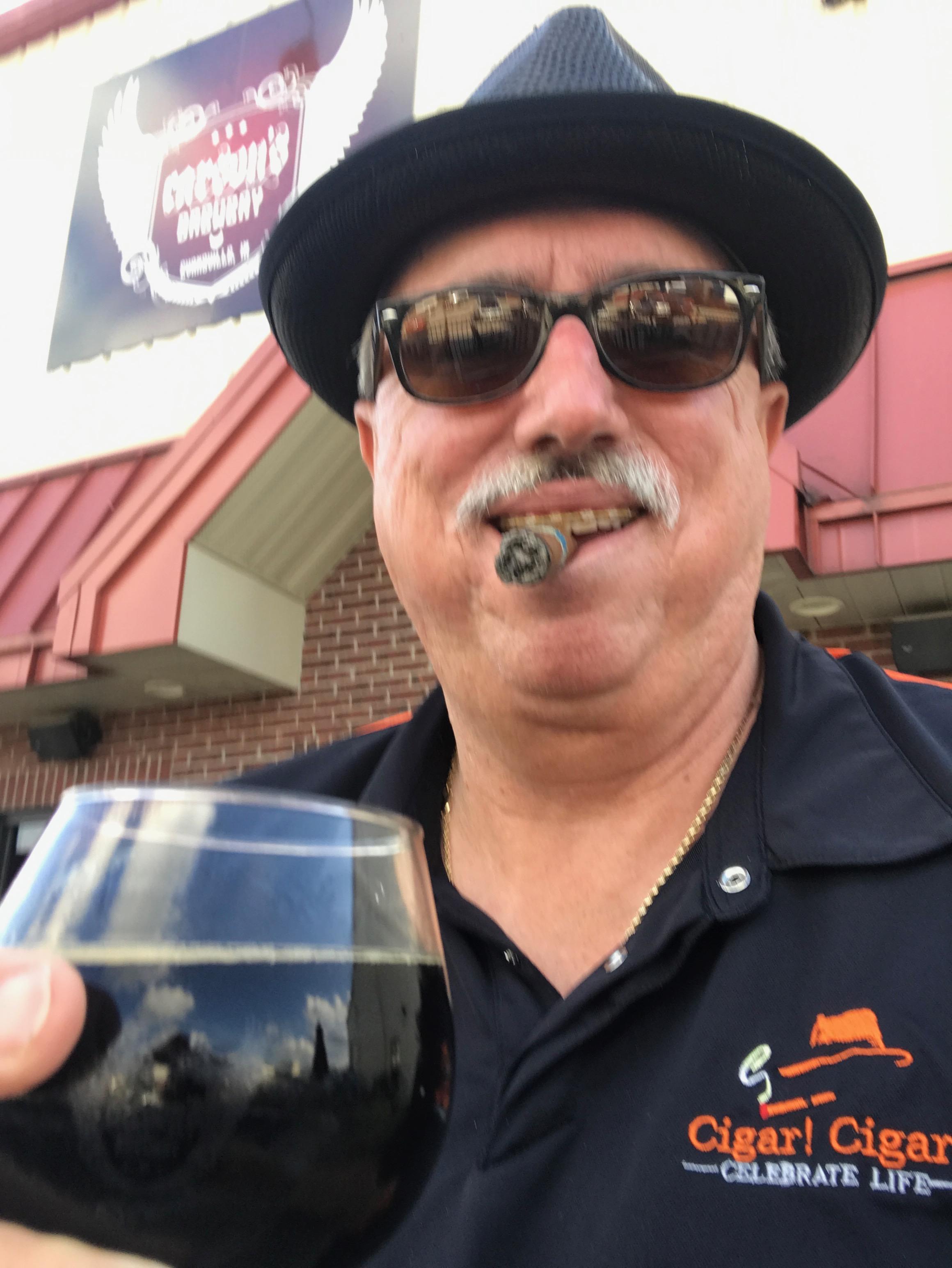 Cigar & Beer Pairing