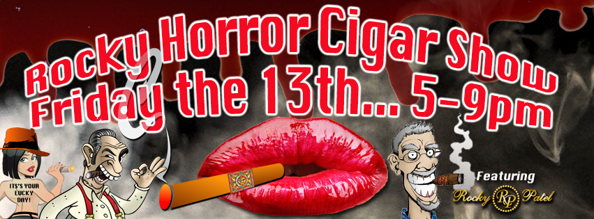 Rocky Horror Cigar Show