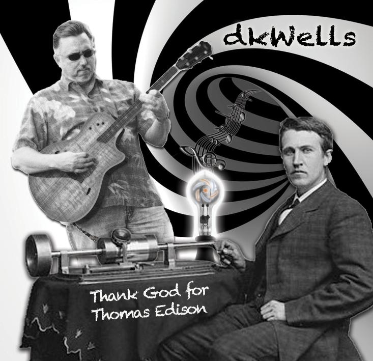 Thank God for Thomas Edison