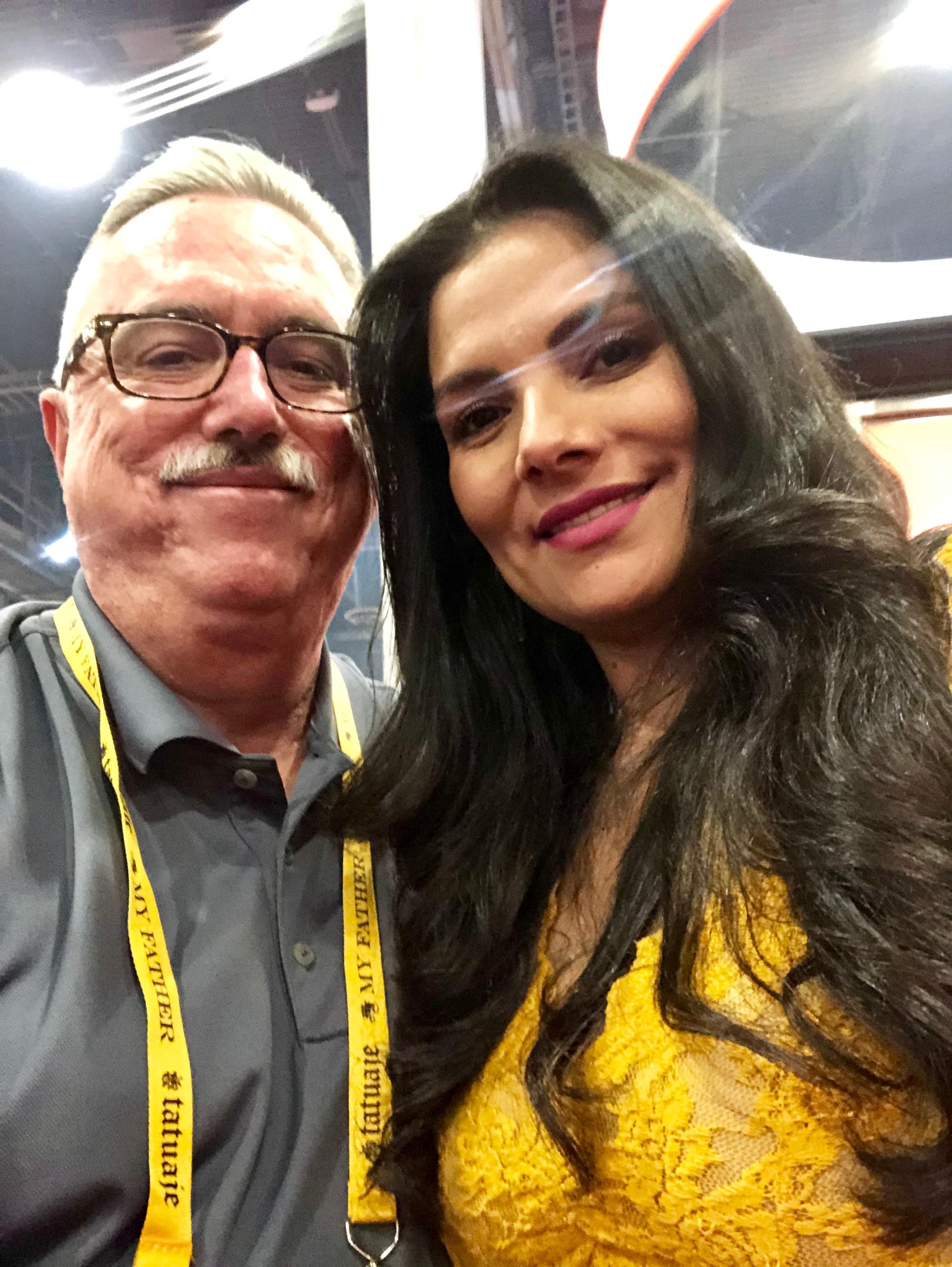 Colonel & Maricza