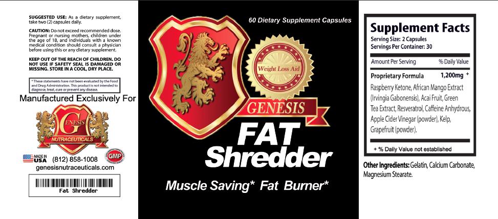 Fat Shredder
