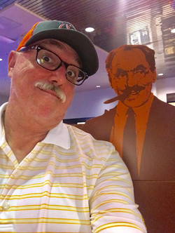 The Colonel & Groucho