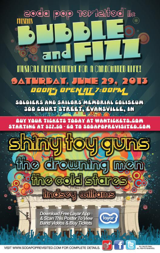 Bubble & Fizz Concert