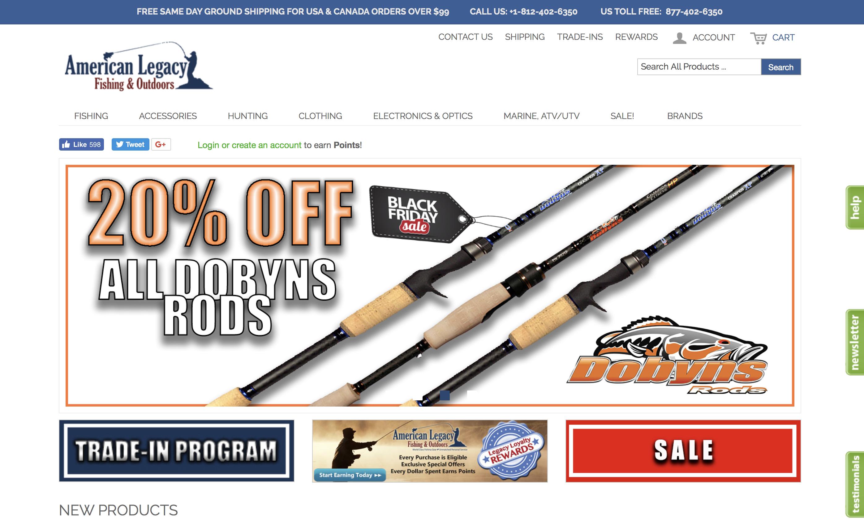 American Legacy Fishing & Outdoors