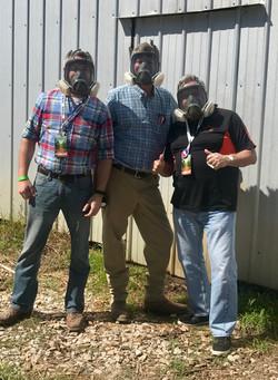 Smokin the Barn
