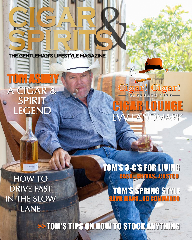 Cigar & Spirit Legend