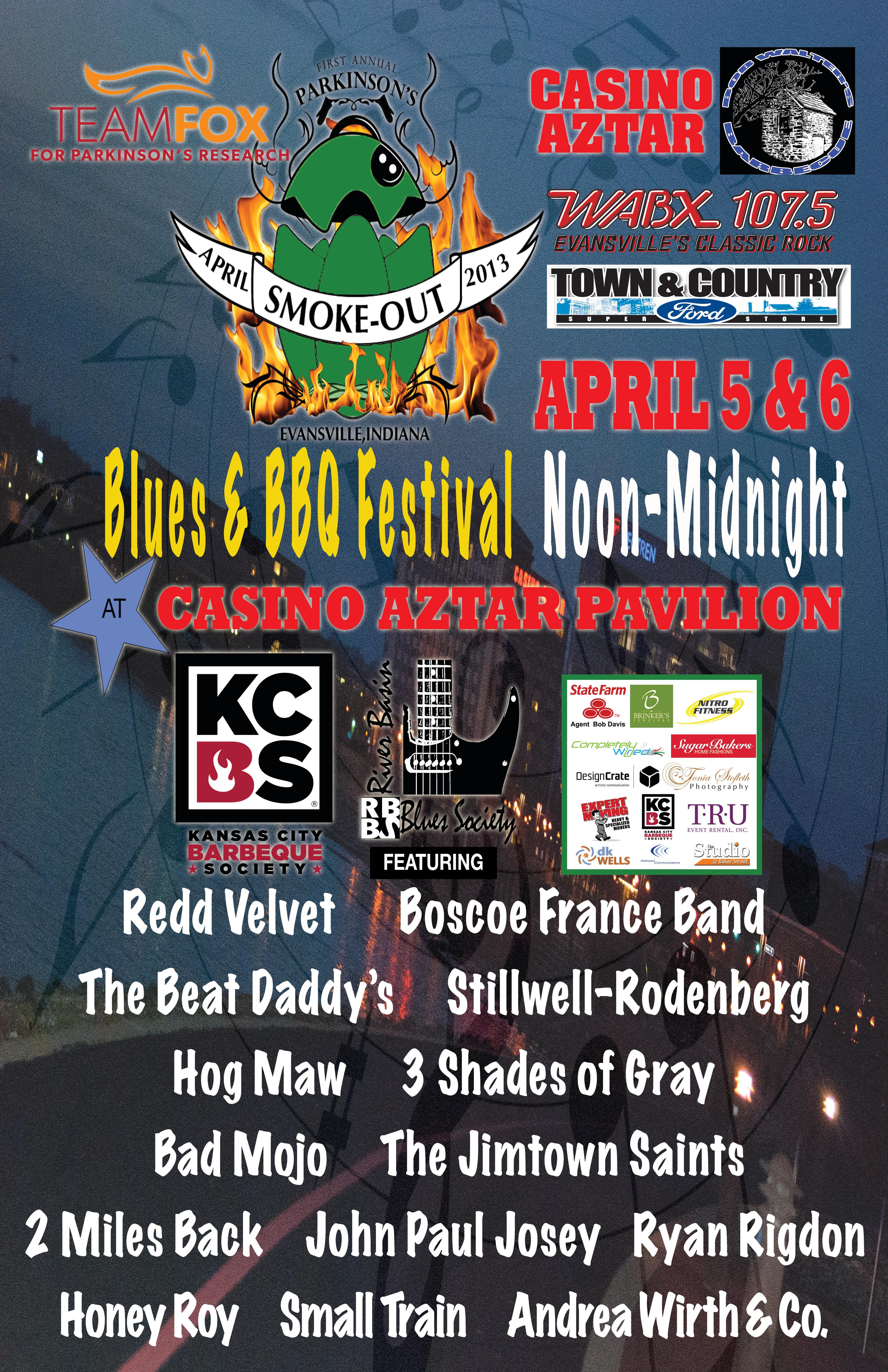BBQ Blues Festival
