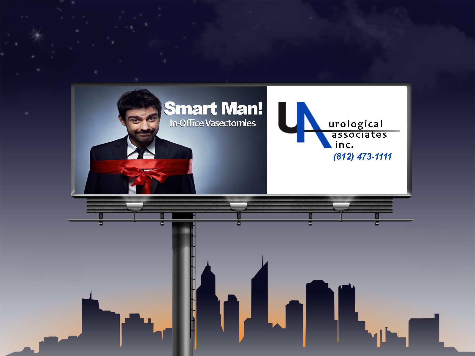 UA Smart Man
