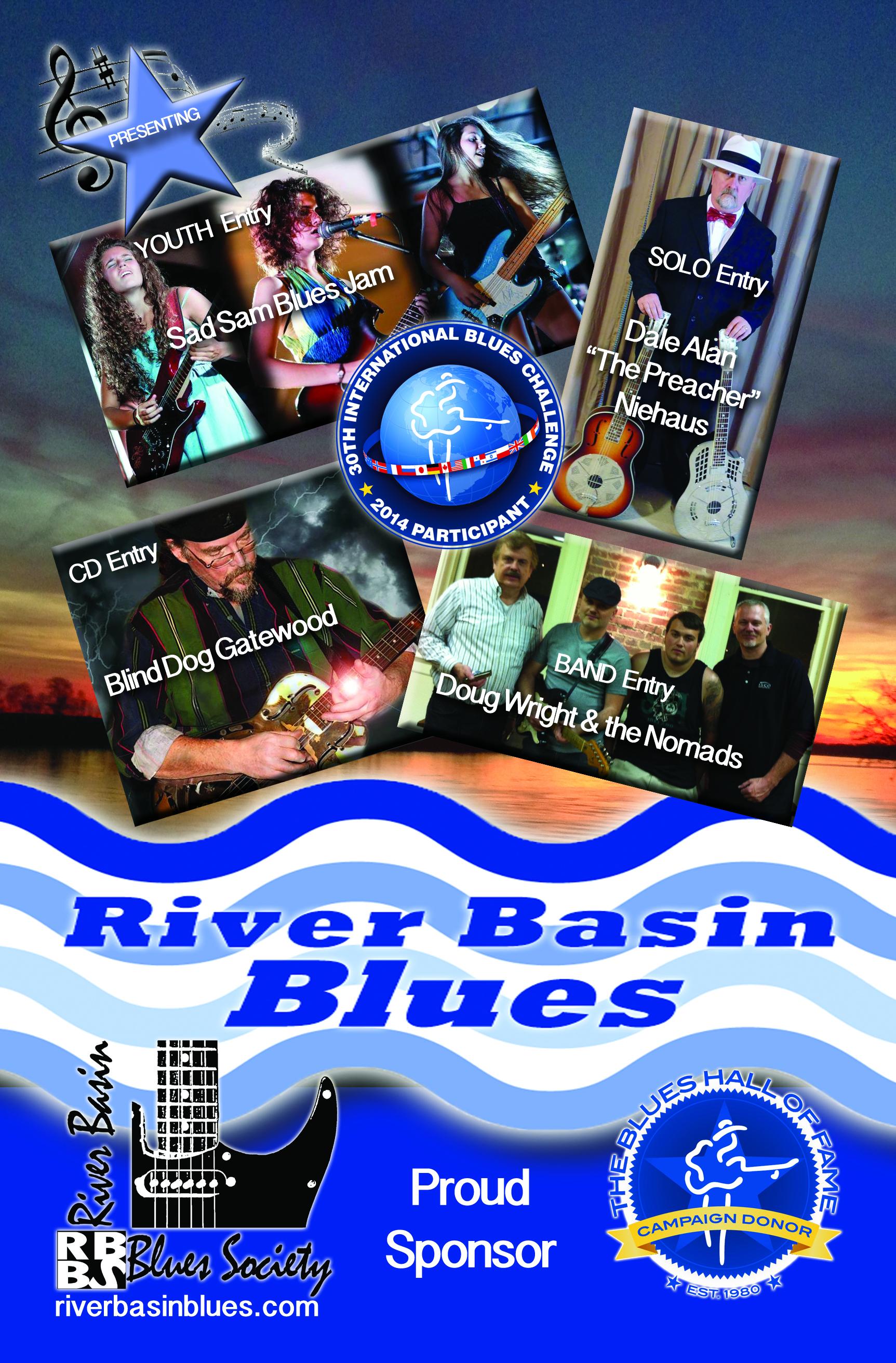 RBBS Blues Challenge