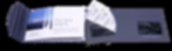 United MileagePlus Rewards standard brochure with inserts