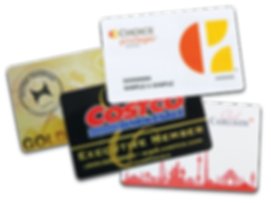 Membership Cards Personalized In-House