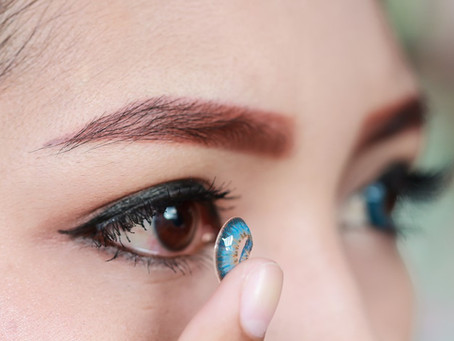 Color Contact Lenses: What You Need To Know