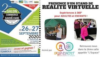 Retrouvez-nous ce week-end au 2ème Salon du Commerce et du Savoir-faire du Pays Roussillonnais