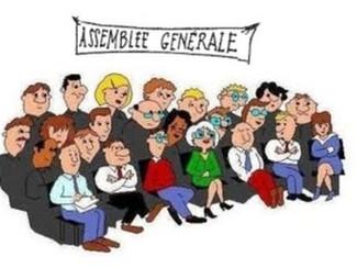 Assemblée générale en ligne : Dimanche 31 Janvier 2021