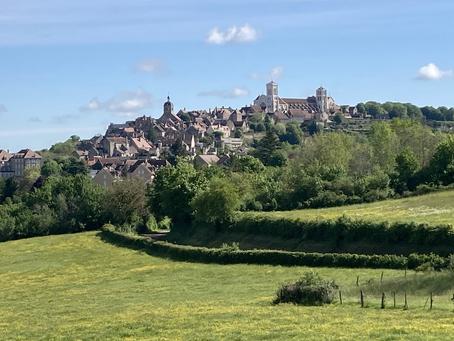 Étape 26: Vézelay me voici