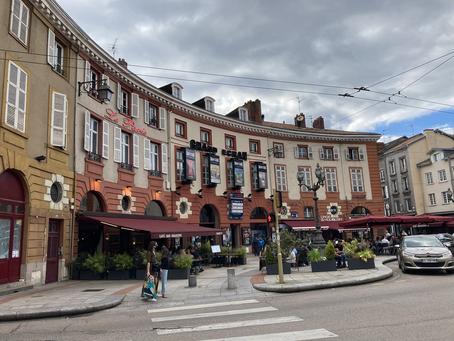 Étapes 43-44 (Limoges)