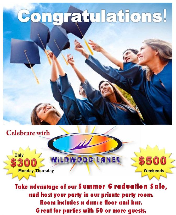 Graduation special package riverhead