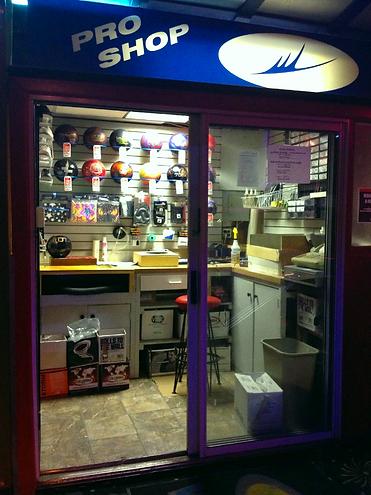 Riverhead Pro shop