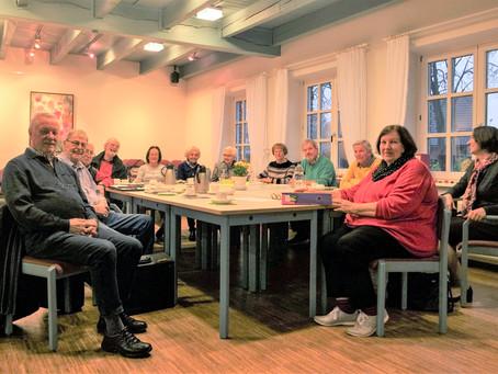Besuch der öffentlichen Sitzung des Seniorenbeirats