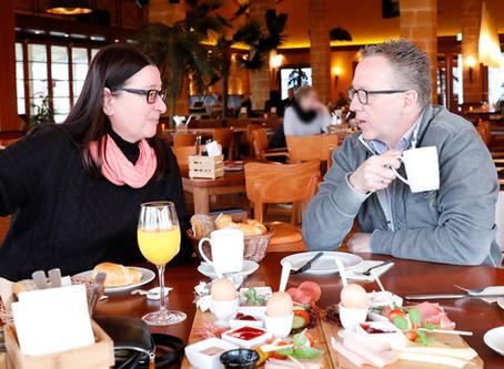 Frühstück – oder warum Netzwerke so wichtig sind