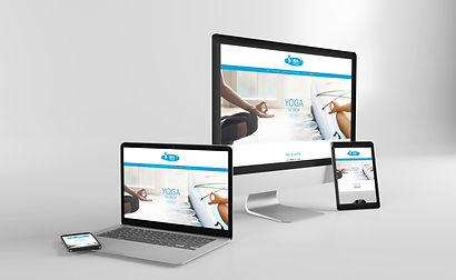 Webdesign MineYoga – Timmendorfer Strand