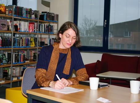 Kaffee und WLAN in der Gemeindebücherei und -mediothek
