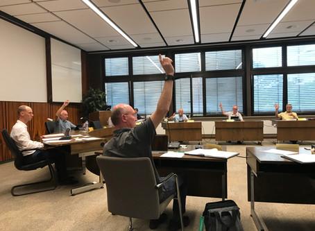 Sitzung des Bau-und Verkehrsausschusses