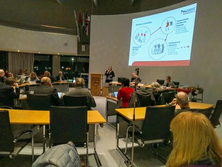 IGEK-Ausschuss vertagt Prozess zur zukünftigen Gemeindeentwicklung