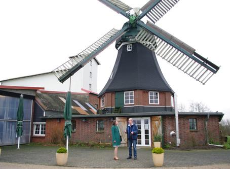Besuch der Götzberger Mühle