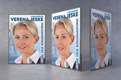 Plakate Verena Jeske
