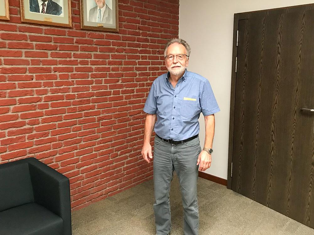 Vorsitzende des Seniorenbeirates – Norbert Vahl