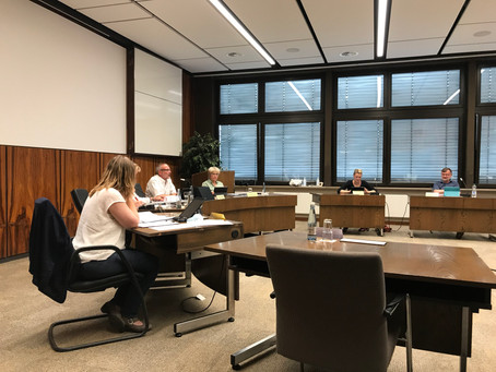 Sitzung des Hauptausschusses
