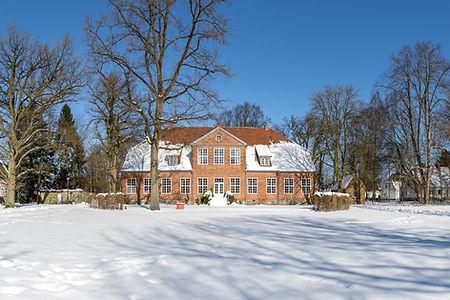 Herrenhaus Stockelsdorf Winter