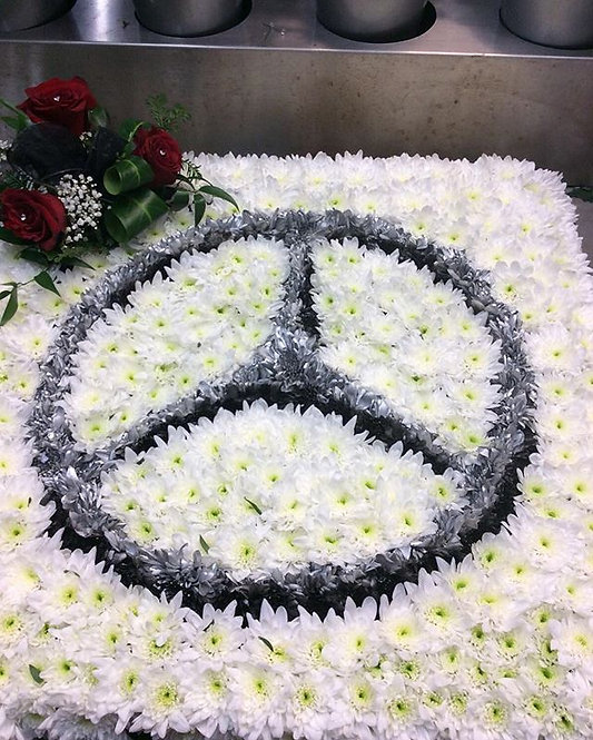 Mercedes Floral Tribute