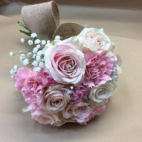 Vintage Carnation And Rose Mix